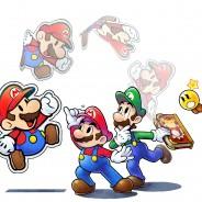 Spiele-Analyse: Mario & Luigi: Paper Jam Bros.