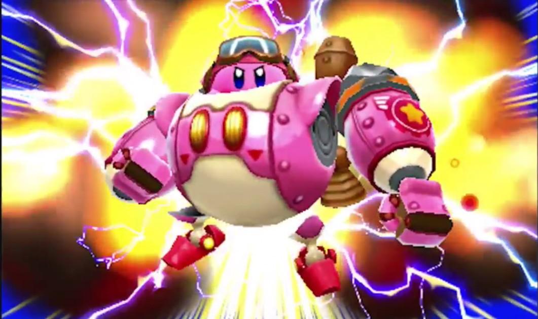 Nintendo: Kirby – Planet Robobot angekündigt