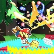 Nintendo: Paper Mario: Color Splash für die Wii U angekündigt
