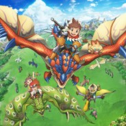 Monster Hunter Stories RIDE ON: Anime für Oktober angekündigt