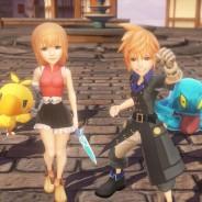 World of Final Fantasy: Neuer Trailer stellt Spielwelt vor