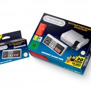 Nintendo Classic Mini: Nintendo Entertainment System angekündigt