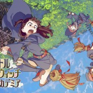 Little Witch Academia: Deutsche Synchro in Arbeit