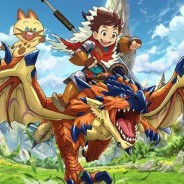 Frischer Trailer zu Monster Hunter Stories