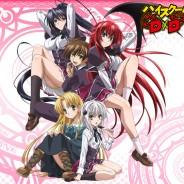 High School DxD erhält einen neuen TV-Anime