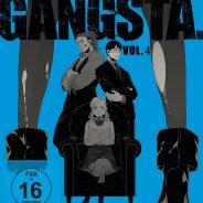 Gangsta ab 31.3. komplett erhältlich