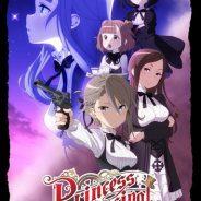Original-Anime Princess Principal angekündigt