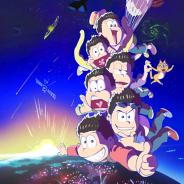 Osomatsu-san 2: Oktoberpremiere und Visual