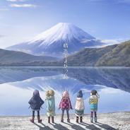 Yuru Camp: Visual und Projektteam veröffentlicht