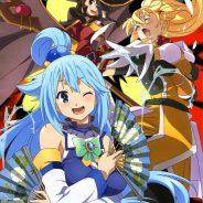 KonoSuba erhält ein neues Animeprojekt