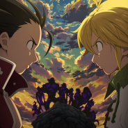 2. Staffel & Film von The Seven Deadly Sins angekündigt
