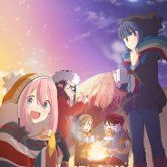 Yurucamp: Zweiter Trailer zeigt weitere Szenen aus dem Anime