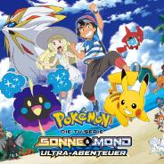 Pokémon TV-Anime zieht inhaltlich mit dem 3DS-Spiel gleich