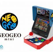 SNKs Neo Geo Mini bringt Spielhallen-Flair für Zuhause