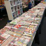 Mangas beim Bring & Buy