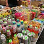 Getränke und Süßigkeiten bei Anime House