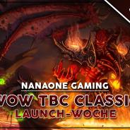 WoW TBC Classic Launch-Woche bei uns im Stream – Ab heute 16 Uhr!